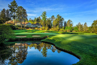 Wade Hampton Golf Club, Cashiers, NC - Clubhouse