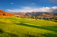 The Mountain Course, Wasatch Mountain State Park, Midway, Utah