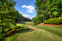 Atlanta Country Club, Atlanta, GA - 8th Hole