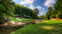 Atlanta Country Club, Atlanta, GA - 6th Hole