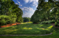 Atlanta Country Club, Atlanta, GA - 2nd Hole
