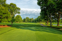 Highland Golf & Country Club, Indianapolis, Indiana - 1st Hole
