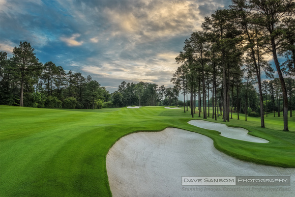 Peachtree Golf Club, Atlanta, GA - 1st Hole