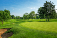 Highland Golf & Country Club, Indianapolis, Indiana - 7th Hole