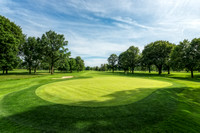 Highland Golf & Country Club, Indianapolis, Indiana - 2nd Hole