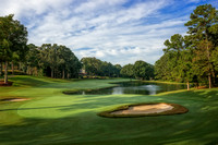 Atlanta Country Club, Atlanta, GA - 18th Hole