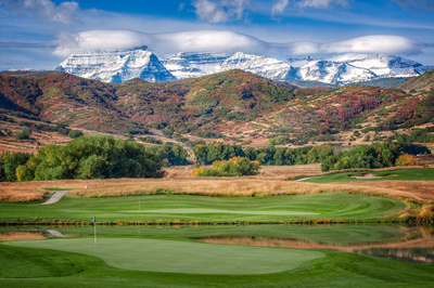 Soldier Hollow, Wasatch Mountain State Park, Heber Valley, Utah