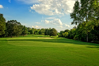 Providence Country Club, Charlotte, NC - 9th Hole