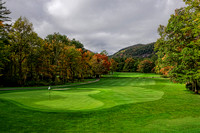 Country Club of Sapphire Valley, Cashiers, NC - 6th Hole