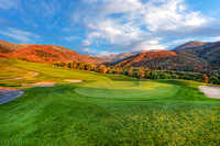 Mountain Course, Wasatch Mountain State Park, Midway, Utah