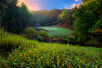 Atlanta Country Club, Atlanta, GA - 13th Hole