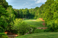Atlanta Country Club, Atlanta, GA - 14th Hole