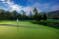 Country Club of Sapphire Valley, Cashiers, NC - 11th Hole