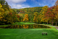 Country Club of Sapphire Valley, Cashiers, NC - 16th Hole