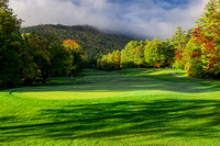 Country Club of Sapphire Valley, Cashiers, NC - 17th Hole