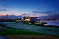 Liberty National Golf Club, Jersey City, NJ - Clubhouse