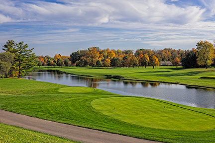 Crooked Stick Golf Club, Carmel, Indiana