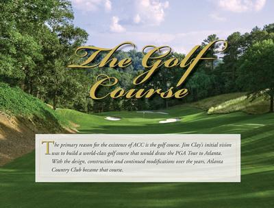 Atlanta Country Club's 3rd hole
