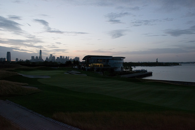 Liberty National Golf Club, New Jersey