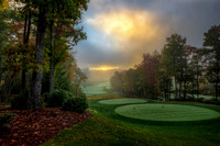 Mountaintop Golf & Lake Club, Cashiers, NC - 10th Hole