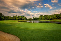 Providence Country Club, Charlotte, NC - 11th Hole