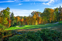 Mountaintop Golf & Lake Club, Cashiers, NC - 11th Hole