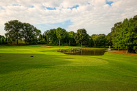 Providence Country Club, Charlotte, NC - 16th Hole