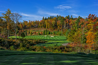 Mountaintop Golf & Lake Club, Cashiers, NC - 7th Hole